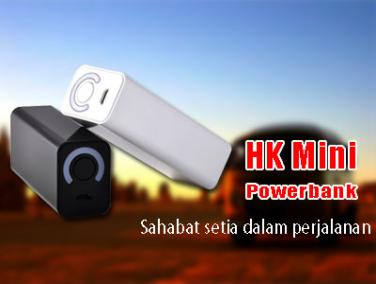 HK Mini Power Bank