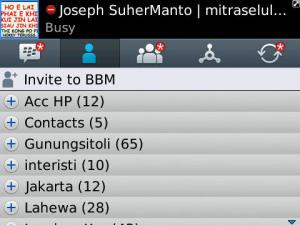 Scree Shoot BBM 8.0.0.94