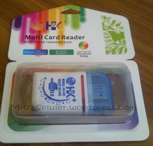 HK multi card reader
